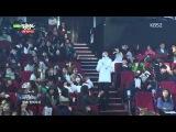 INFINITE - Lately @ KBS Music Bank 141219