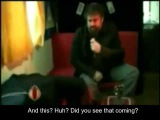 I can see the future !! Did you see that coming b*tch ? (Funniest interview ever)