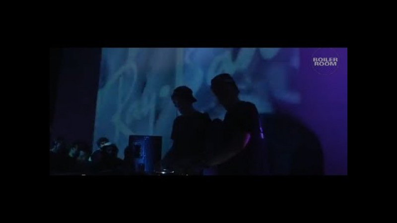 Baauer B2B RL Grime Ray-Ban x Boiler Room 001 | SXSW Warehouse Broadcast DJ Set