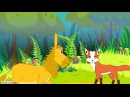 The Fox and the Donkey Aesop's fables