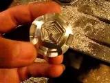 Фрезерованные додекаэдры в шаре