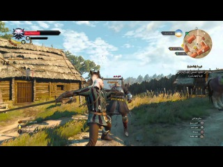 The Witcher 3 new gameplay