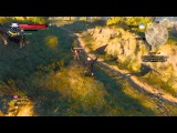 The Witcher 3 new PS4 gameplay 10/5/2015