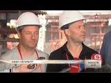 Стадион на Крестовском острове впечатлил инспекторов ФИФА