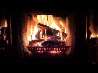 В память об Аляске Магия живого огня In memory of Alaska The magic of fire