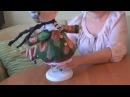 Мастер класс по тектильной кукле со шплинтовым соединением головы