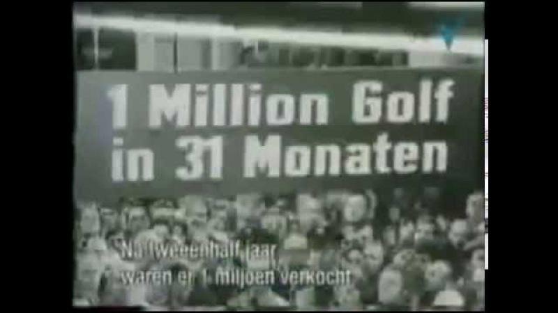 Golf GTI история на русском