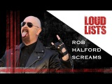 10 Amazing Rob Halford High Screams