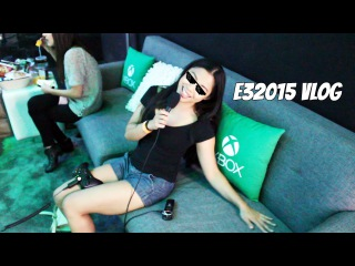 E3 2015 Vlog | BO3 Gameplay Review, XBOX Booth Tour, XBOX Elite Controller Review