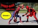 Spiderman Basketball - Episode 6 ft Deadpool