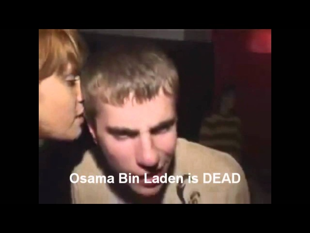 Dimitri finds out that OSAMA BIN LADEN is DEAD