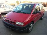 Установка ГБО на Fiat Ulysse 1999 2.0 в Одессе на Удача Авто