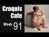 The Croquis Cafe: The Artist Model Resource, Week #91