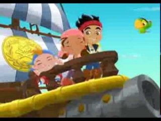 Jake and the Never Land Pirates - Песня из