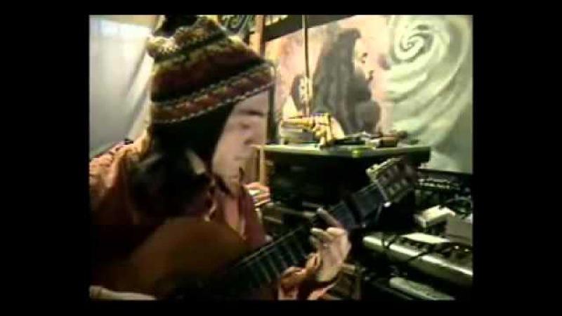 Чилийский музыкант Педро Сааведра - Нежность