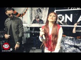 Glance feat. Elena &amp Naguale - In bucati (live @ Kiss FM)