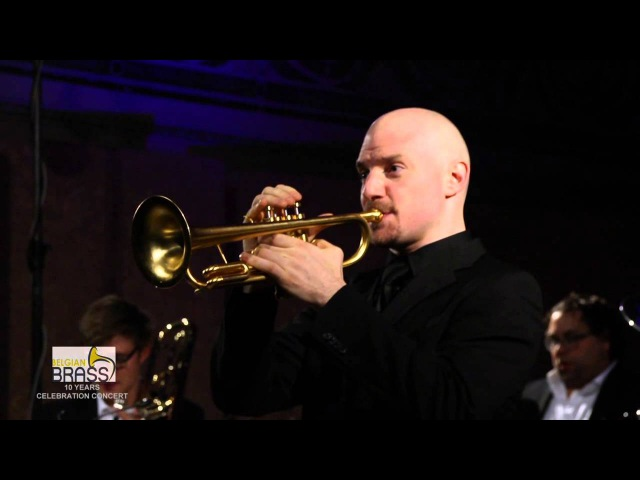 Belgian Brass Adam Rapa - Clarinet Concerto No.2