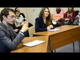 Часть 2. Предвыборные дебаты кандидатов на пост председателя ОСО СПбГТИ(ТУ)