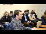 Часть 5. Предвыборные дебаты кандидатов на пост председателя ОСО СПбГТИ(ТУ)