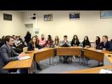 Часть 6. Предвыборные дебаты кандидатов на пост председателя ОСО СПбГТИ(ТУ)