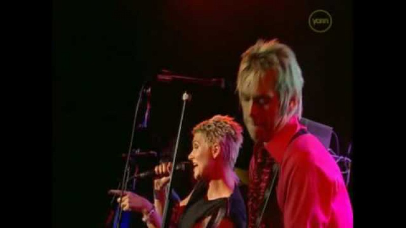 Roxette - Real Sugar (Live In Barcelona 2001)
