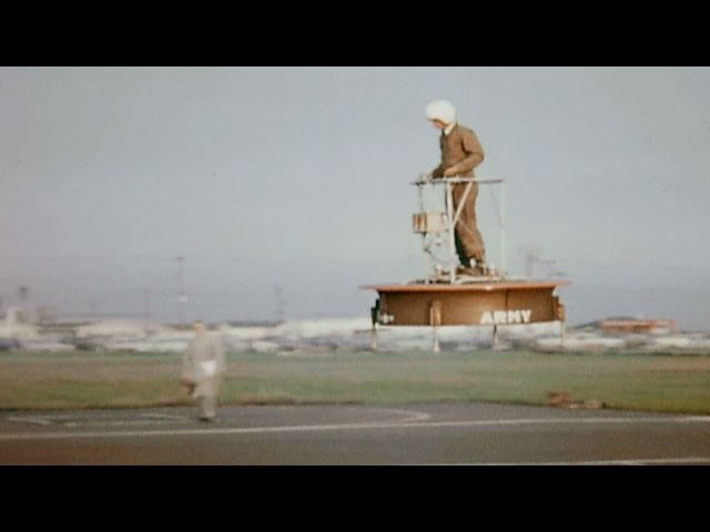 The Segway of Airplanes