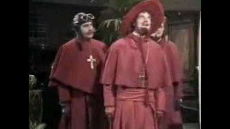 Монти Пайтон - Испанская инквизиция
