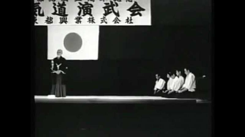 Morihei Ueshiba y el Aikido part1