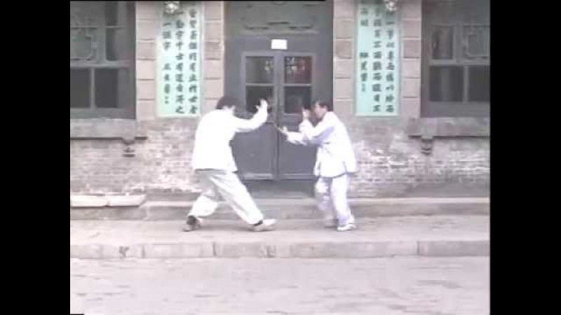 戴式心意拳用法 (Dais family Xing Yi Quan)