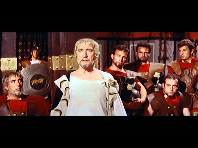 Ахиллесова пята Гнев Ахилла Lira di Achille Fury of Achilles (1962)