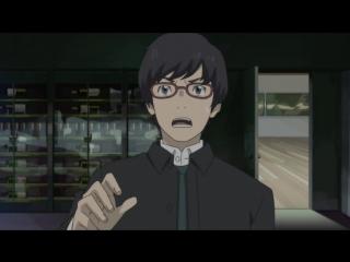 [SHIZA] К Востоку от Рая / Higashi no Eden TV - 6 серия [NIKITOS & Viki] [2009]