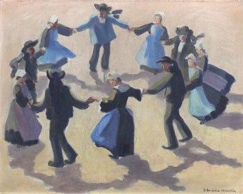 Бретонские танцы