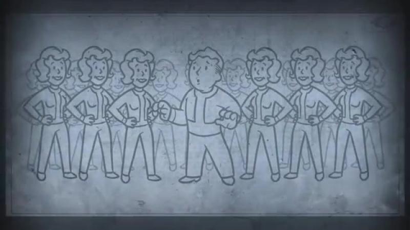 Fallout Атомный отдых Fallout Nuka Break (2010)