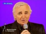 Hier encore - Charles Aznavour _ Sofia Essaidi _ Elodie Frege