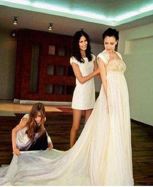 Сон видеть себя на в свадебном платье