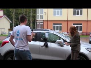 Девушка в порыве ревности перепутала машину своего парня! Не повезло владельцу автомобиля.