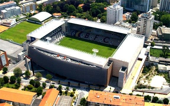 Стадион команды-Бесса