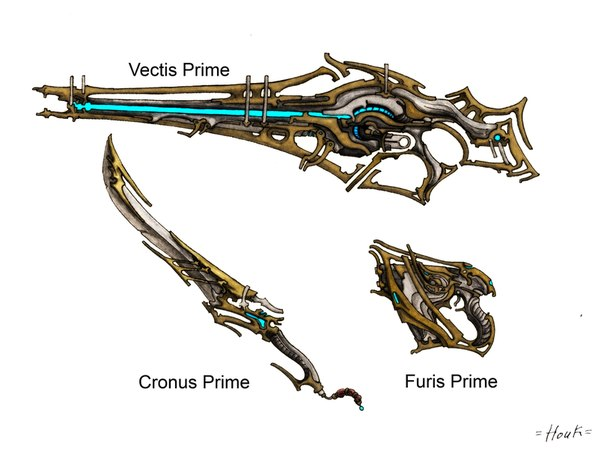 warframe how to sell weapons
