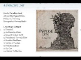 Paradise Lost - The Plague Within (song fragments)