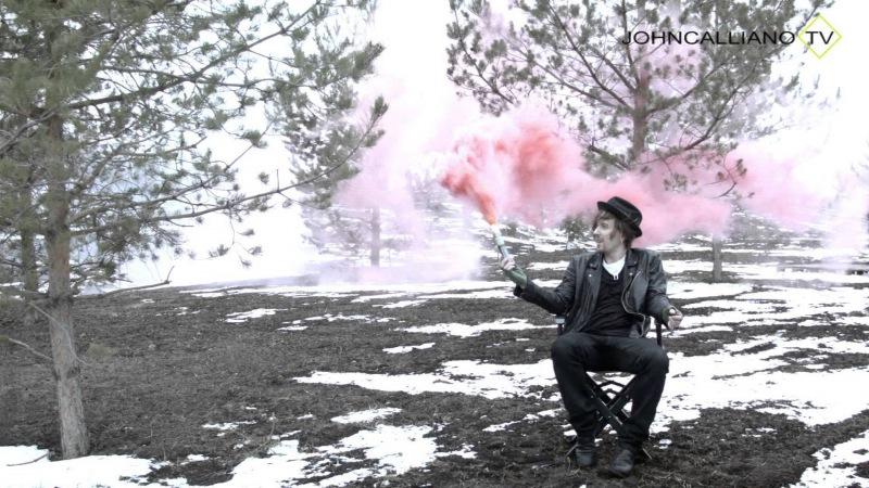 Как сделать дым в кальяне цветным