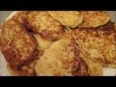 Оладьи из кабачков идеальный рецепт