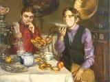 Мария ЛУКАЧ  -  Песня о русском чае