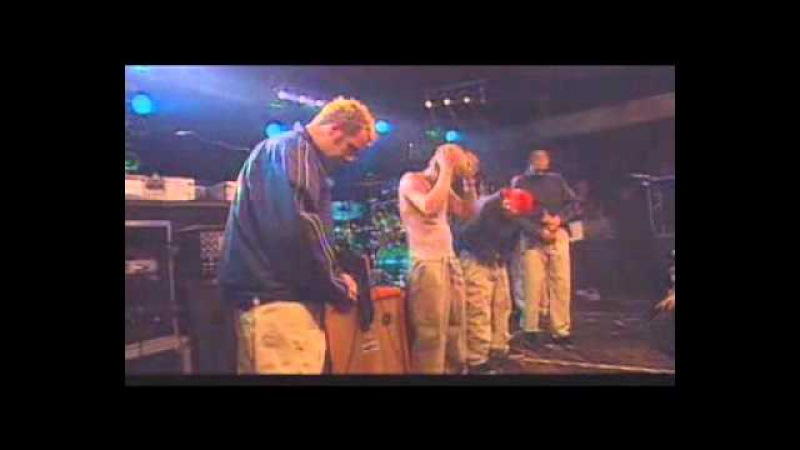 Bloodhound Gang -The Bad Touch Live