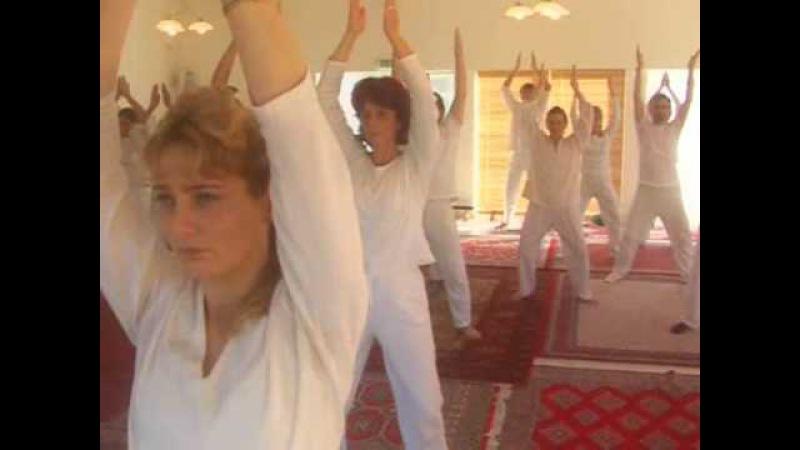 Йога дервишей секрет вечной молодости суфиев