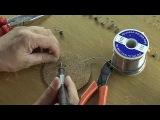 Изготовление микро джиг головок,чебурашек,вольфрамовых мормышек своими руками