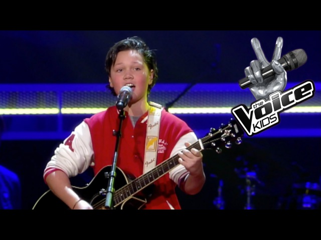 Ruben - Sterrenstof (The Voice Kids 2012: The Blind Auditions)