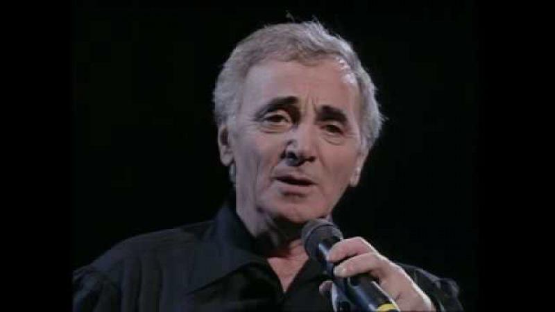 Charles Aznavour - LA BOHÈME 1991