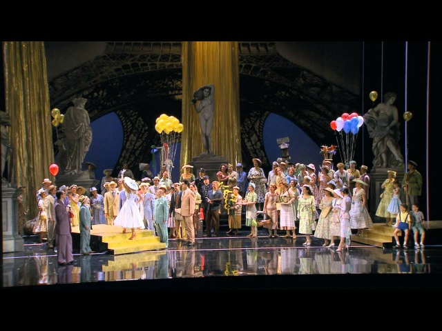 Massnet - Manon (Netrebko, Villazón, Daza, Fischesser )(2008)