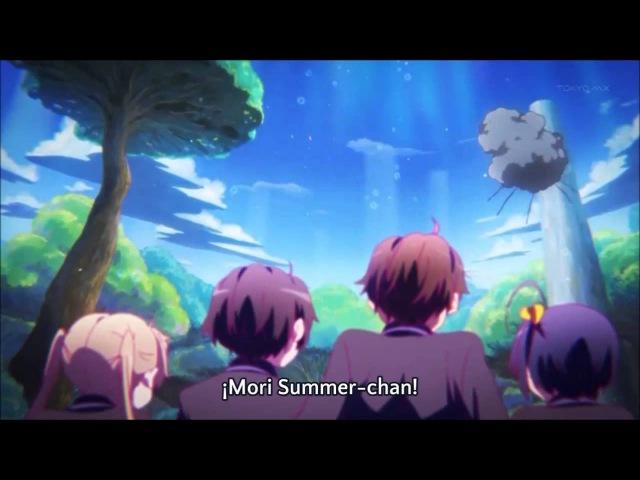Mori Summer VS Falsa Summer - Chuunibyou demo Koi ga Shitai! Ren - Sub. español