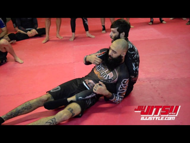 100% to The Truck with 10th Planet Black Belt Geo Martinez